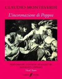 Monteverdi: L'incoronazione di Poppea (Vocal Score)