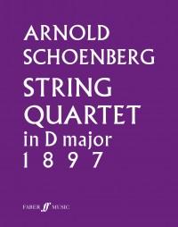 String Quartet in D major (parts)