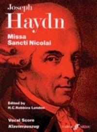 Franz Joseph Haydn: Missa Sancti Nicolai