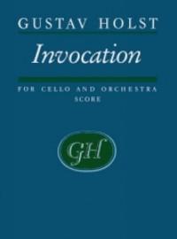 Gustav Holst: Invocation (Score)