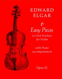 Six Easy Pieces (violin and piano)
