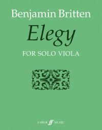 Benjamin Britten: Elegy For Solo Viola