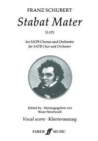 Franz Schubert: Stabat Mater D.175 (Vocal Score)
