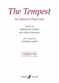 Ades: Tempest, The (libretto)