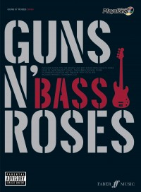 Authentic Playalong: Guns N' Roses (Bass Guitar)