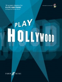 Play Hollywood For Flute