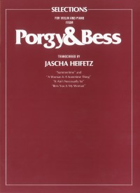 George Gershwin: Porgy And Bess Selections For Violin