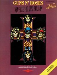 Guns N' Roses: Appetite For Destruction (Guitar Tab)