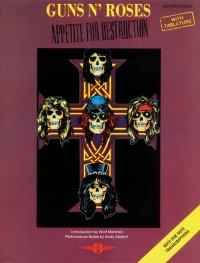 Guns N' Roses: Appetite For Destruction (Guitar Tab)