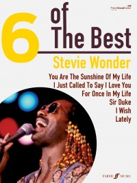 6 of the Best: Stevie Wonder (PVG)