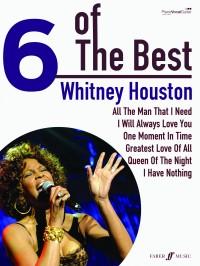 6 of the Best: Whitney Houston (PVG)
