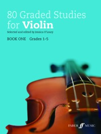 80 Graded Studies for Violin - Book One