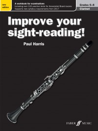 Improve your sight-reading! Clarinet Grades 6-8