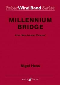 Millennium Bridge. Wind band (sc&pts)