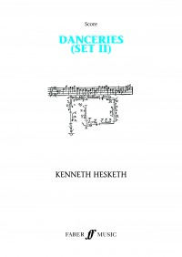 Danceries. Set II (brass band score)