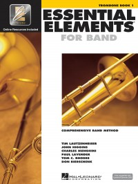Essential Elements for Band: Trombone Book 1 (Bass Clef)