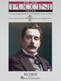 Giacomo Puccini: Play Puccini - Cello