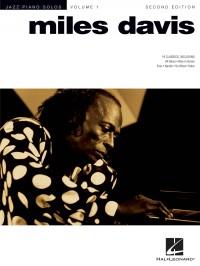 Jazz Piano Solo Volume 1: Miles Davis