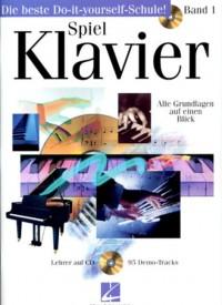 Spiel Klavier 1