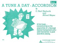 A Tune A Day For Accordion Book One