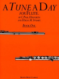 Paul Herfurth_Paul Stuart: A Tune A Day For Flute: Book One
