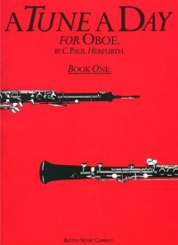 Paul Herfurth: A Tune A Day For Oboe Book One