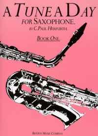 Paul Herfurth: A Tune A Day For Saxophone Book One