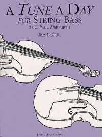 Paul Herfurth: A Tune A Day For String Bass Book One