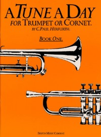 Paul Herfurth: A Tune A Day For Trumpet Or Cornet Book One