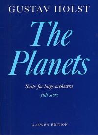 Gustav Holst: The Planets (Full Score)