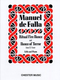 Manuel De Falla: Dance Of Terror And Ritual Fire Dance (El Amor Brujo) - Cello/Piano