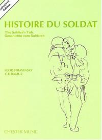 Igor Stravinsky: Histoire Du Soldat (The Soldier's Tale)