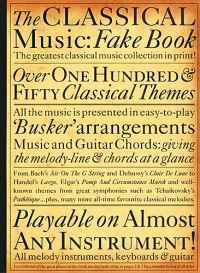 The Classical Music Fake Book