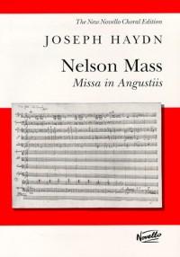 Joseph Haydn: Nelson Mass - Missa In Angustiis (Vocal Score)