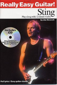 Really Easy Guitar! Sting