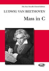 Ludwig Van Beethoven: Mass In C (Vocal Score)