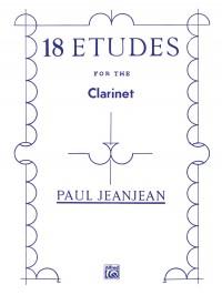 Paul Jeanjean: 18 Etudes