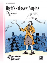 Peter Jancewicz: Haydn's Halloween Surprise