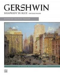 George Gershwin: Rhapsody in Blue (Solo Piano Version)