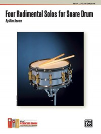 Alan Keown: Four Rudimental Solos for Snare Drum