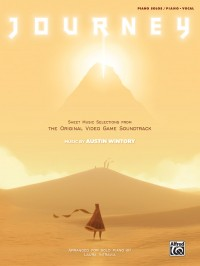 Austin Wintory: Journey™ Sheet Music Selections from the Original Video Game Soundtrack