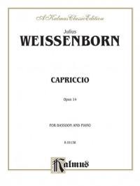 Julius Weissenborn: Capriccio, Op. 14