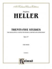 Stephen Heller: Twenty-six Studies, Op. 47