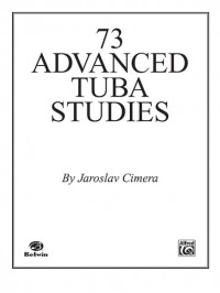 Jaroslav Cimera: Seventy-Three Advanced Tuba Studies