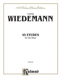 Ludwig Weidemann: Forty-Five Etudes