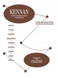 Kent Kennan: Sonata for Trumpet and Piano (Revised 1986 Edition)