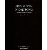 A Johnson: Nightsong
