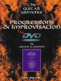 Kadmon A: The Guitar Grimoire: Progressions and Improvisation, The DVD