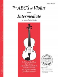 Rhoda: The ABCs of Violin for the Intermediate Violinist