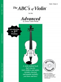 Rhoda: The ABCs of Violin for the Advanced